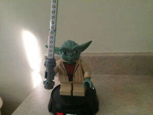 Yoda Lightsaber nightlight/lamp