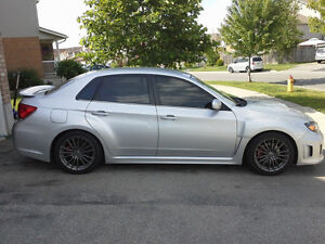******2011 Subaru Impreza WRX  w/Limited Pkg Sedan****** Kitchener / Waterloo Kitchener Area image 7