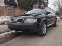 Audi Allroad 2.7T PROPRE!