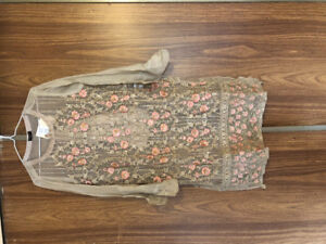 Agha noor shirt with slip.