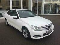2013 Mercedes-Benz C Class C180 BlueEFF Executive SE 4dr Auto [Map Pilot] 7 Spee