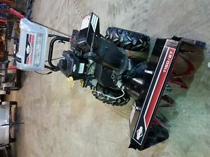 2 Briggs & Stratton 250cc 27-in Two-Stage Gas Snow Blower