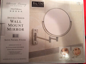 New Wall Mount Mirror