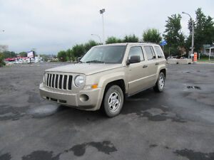2009 Jeep Patriot VUS