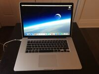 "Like new MacBook Pro 15"" with retina"