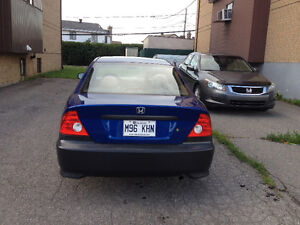 2005 Honda Civic 1.7 L Sedan