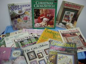 Christmas Cross stitch books,patterns and others Moose Jaw Regina Area image 4