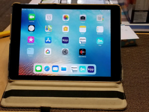 iPad air mint condition $220