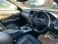 2010 Mercedes-Benz E Class 2.1 E200 CDI BlueEFFICIENCY Sport 4dr Saloon Diesel A