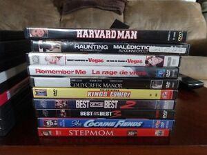 20 DVD's For $25