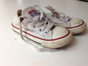 Converse sneakers-- toddler 7