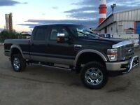 2009 Ford F-350 King Ranch 6.4L Twin Turbo Diesel