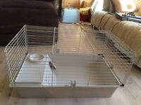 Guinnie pig cage, indoor