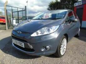 2011 Ford Fiesta 1.6 Titanium 5dr,2 keys,12 months mot,Warranty,Px welcome 5 ...