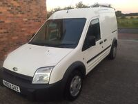 2003 transit connect high top 90 bhp service history