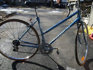MARLIN STEP THROUG ROAD BIKE absolutely mint