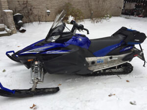 2011 Yamaha apex with power steering/ 2018 trail pass/ options