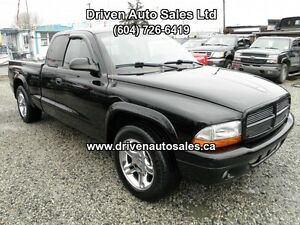 2003 Dodge Dakota R/T Road & Track Pickup Truck