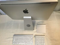 imac 21,5 po Quadcore i5 2,5Ghz+ trackpad +keypad+clavier apple