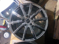 "MAGS BAD BOY WYATT USAGÉ 17"" 5X114.3"