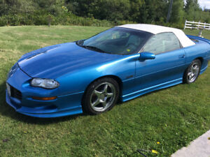 1999 Z28 Convertible for sale