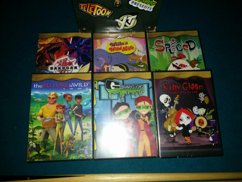 Buy Used Cars Toronto >> Teletoon Treehouse DVD set | CDs, DVDs & Blu-ray ...