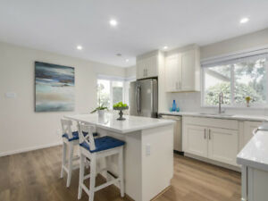 Renovated Rancher For Rent in Sunnyside South Surrey