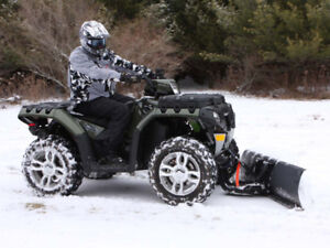 Polaris Sportsman Glacier III Plow System on Sale!