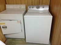 Used washer and dryer !! Good condition