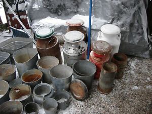 Old Milk Cans Kingston Kingston Area image 2