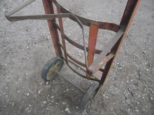 ANTIQUE RAIL WAY CART WITH GOOD/YEAR TIRES. [OBO]!!!
