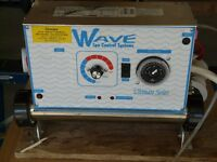 Wave- Spa Control System