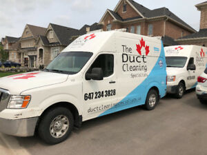 Duct Cleaning Trucks for Sale