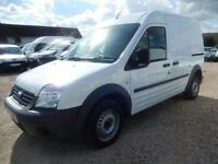 2012 12 FORD TRANSIT CONNECT T230 1.8 TDCI 110 BHP LWB HI ROOF 22821 MILES DIES