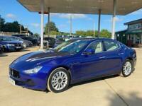 2016 Maserati Ghibli DV6 Auto Saloon Diesel Automatic