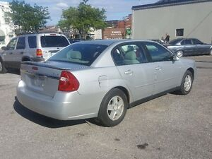 2006 CHEVROLET MALIBU *** WINTER CLEAROUT SALE *** ONLY $1499 Belleville Belleville Area image 4
