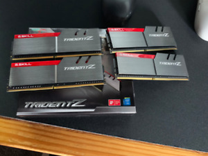 G.Skill TridentZ 16GB DDR4 3200Mhz Memory Kit