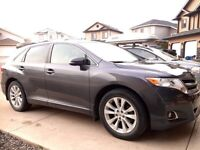 Toyota Venza with warranty private sale