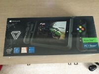 Linux Vision Xbox 10 gaming tablet with Xbox game streaming and controls