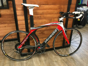 Specialized Transition Tri Bike