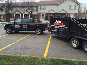 Junk, rubbish, garbage removal an delivery/estate service London Ontario image 3