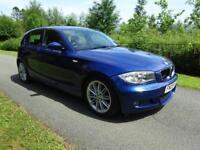 BMW 118d M Sport 2.0TD 2009 5 Door £80 P Month ZERO Deposit