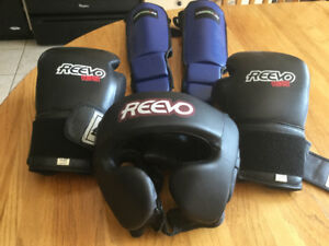 Children's Mixed Martial Arts or Boxing Equipment