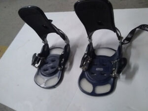 SWITCH SNOWBOARD BINDINGS - Step In