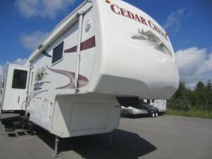 2008 Forest River Cedar Creek 32TK