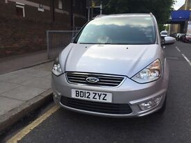 Ford galaxy TDCI automatic diesel full service history PCO available long MOT with all previous MOT