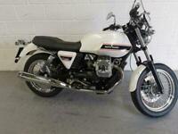 2008 Moto Guzzi V7 Classic V7 Classic Petrol white Manual