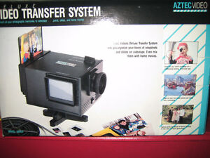 VIDEO TRANSFER SYSTEM BY AZTEC VIDEO