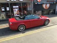 Bmw m3 convertible 05 plate