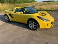 2003 Lotus Elise 1.8 135R 2dr Convertible Petrol Manual